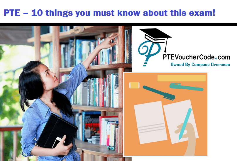 10 Things You Must Know about PTE Exam - Featured