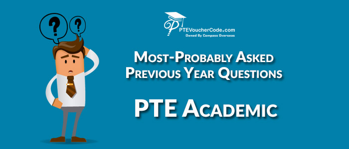 asked questions PTE voucher